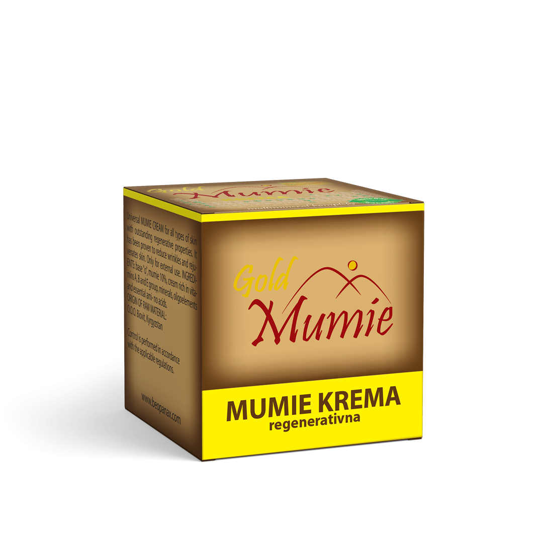 Mumie krema